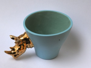 Kaffeeenashorngold